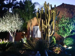 Eclairage de jardin à Brignoles
