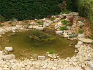 Création de bassin BioTop à Saint-Maximin