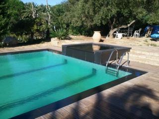 Réfection de piscine et création de terrasse à Saint Tropez (83)