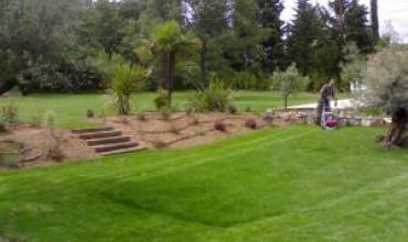 Création de jardin à Saint Maximin