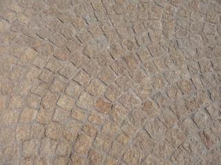 Pavé granit rose : réalisation à Cuers dans le Var