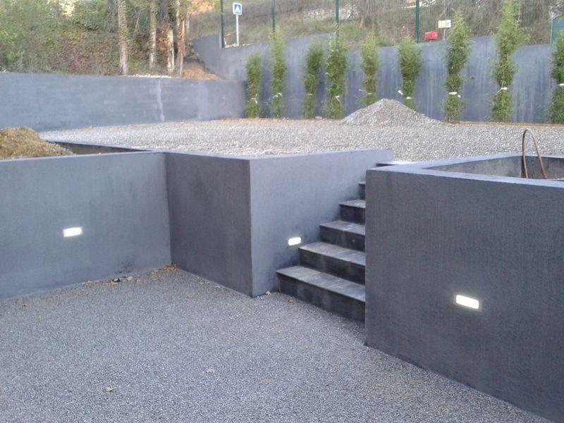 maçonnerie design ~~ Maçonnerie jardin Brignoles (Var) Draguignan
